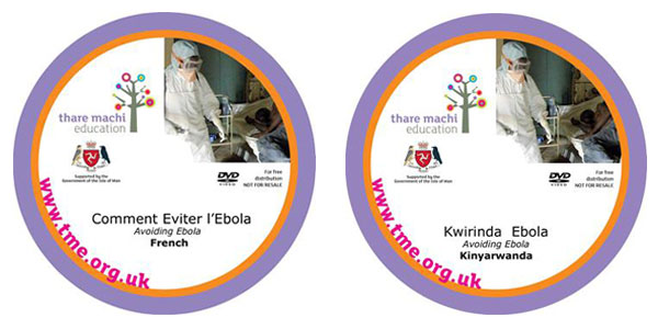 Ebola outbreak in DR Congo - DVD Lessons available